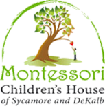 Why Choose Montessori Children's House of Sycamore and DeKalb? - Montessori Children's House of Sycamore and DeKalb is a great place for a young child to be!  We specialize in the 3-6 age group.